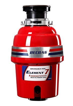 BECBAS Element 7 Garbage Disposal