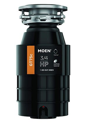 Moen GT75C GT Series Garbage Disposal