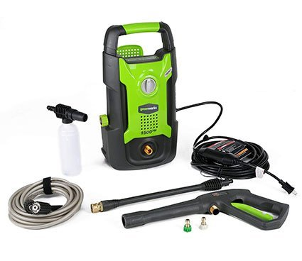 Greenworks GPW1501 PSI 1500