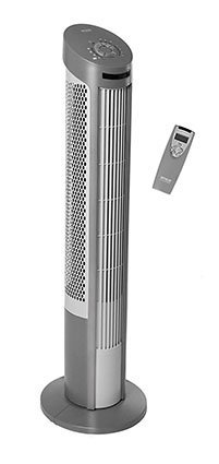 Seville Classics UltraSlimline 40 in. Oscillating Tower Fan