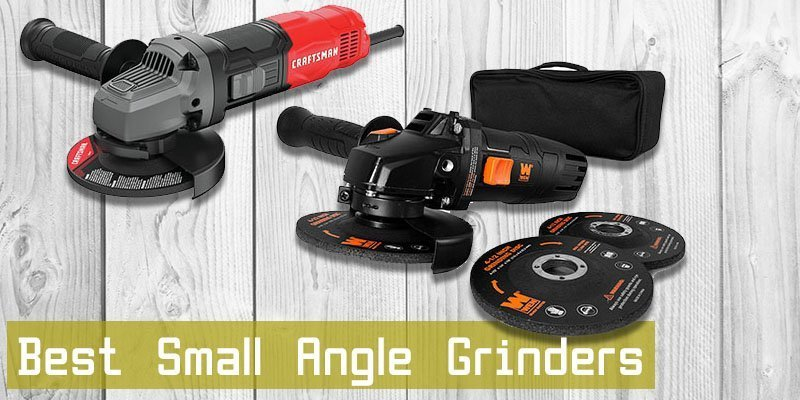 Best Small Angle Grinders