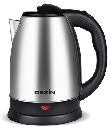 Dezin Electric Kettle Water Heater Upgraded