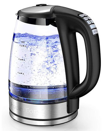 HadinEEon Variable Temperature Electric Kettle
