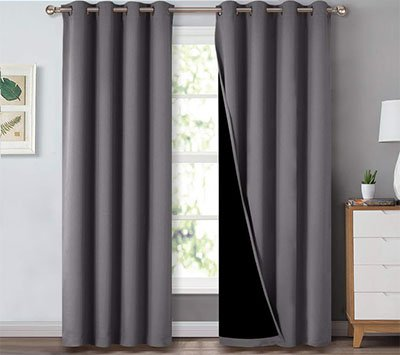 NICETOWN Full Shading Curtains for Windows