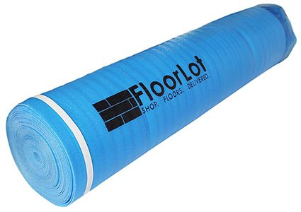 FloorLot Blue Laminate Flooring Underlayment
