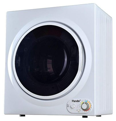 Panda 3.75 Cubic Foot Compact Laundry Dryer
