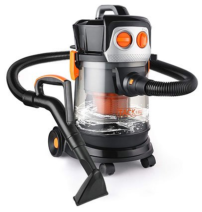 TACKLIFE Wet Dry Vac