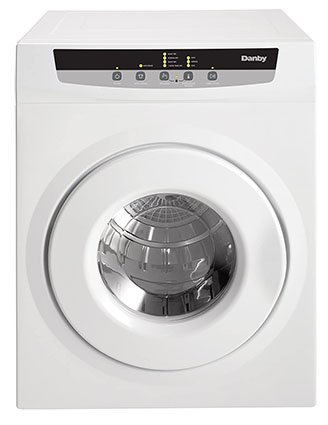 Danby Portable Dryer - White