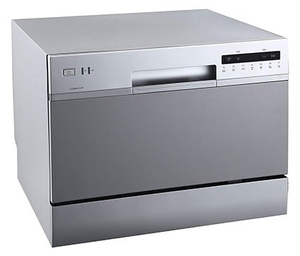 EdgeStar DWP62SV Countertop Dishwasher