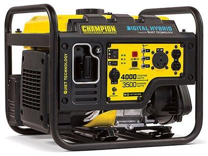 Champion 4000 Watt Inverter Generator