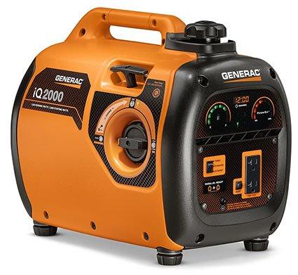 Gererac 6866 iQ2000 Gas Powered Inverter Generator