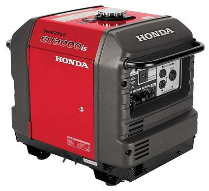 Honda EU3000iS Gas-Powered Portable Inverter Generator