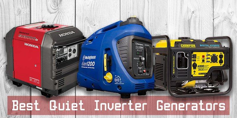 Best Quiet Inverter Generators