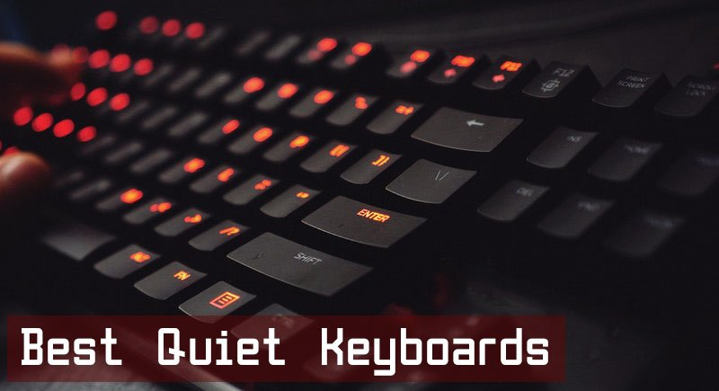 Best Quiet Keyboards