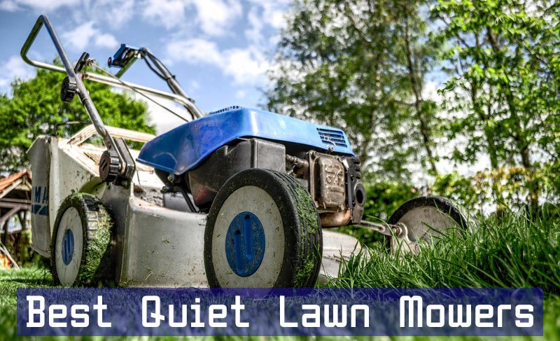 Best Quiet Lawn Mowers1