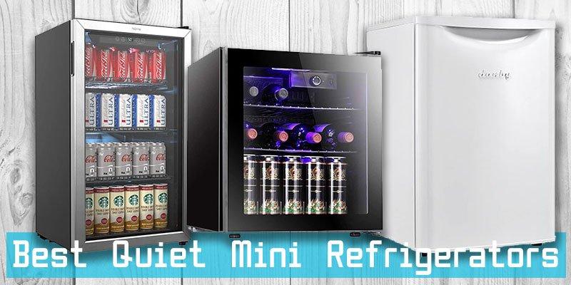 Best Quiet Mini Refrigerators