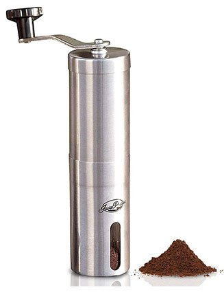 JavaPresse Manual Coffee Grinder