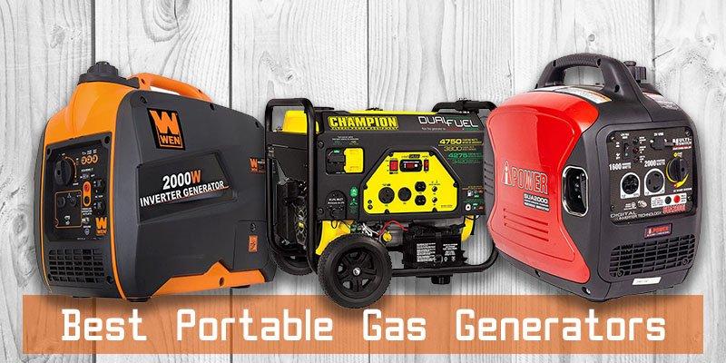 Best Portable Gas Generators