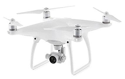 DJI Phantom 4 Quadcopter Drone Aircraft