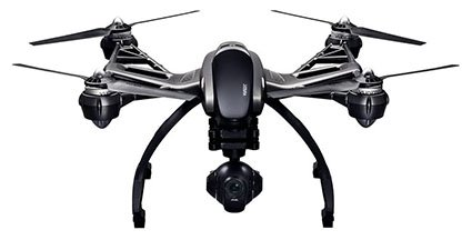 Yuneec Typhoon 4K Q500 RTF Hexacopter Drone Fly More Combo