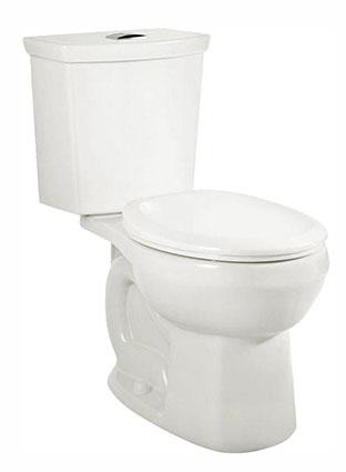 American Standard H2Option 2-Piece Dual Flush Elongated Toilet