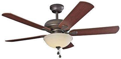 Brightwatts Energy Efficient 52-Inch Ceiling Fan