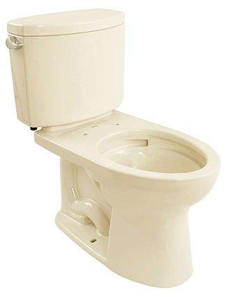 TOTO CST454CEFG#03 Drake II, 2-Piece Toilet