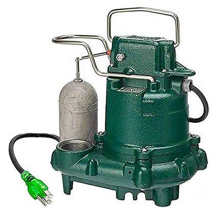 Zoeller M63 Premium Submersible Sump Pump