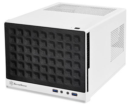 SilverStone Technology Ultra Compact Mini-ITX Computer Case