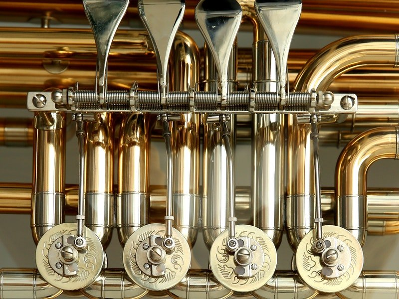 Clean and Polish Brass