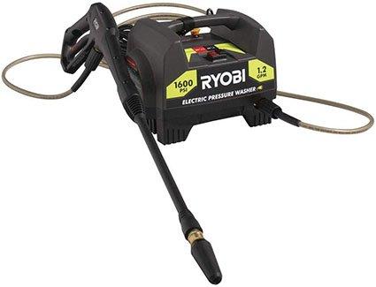 Ryobi RY141612 - 1600 PSI Compact Electric Pressure Washer